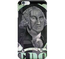 Poor George iPhone Case/Skin