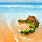 Beach Rock by jswolfphoto