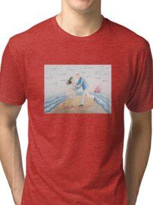 Red sails Tri-blend T-Shirt