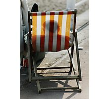 The Hot Seat Photographic Print