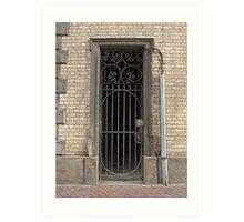Door - Hull Art Print