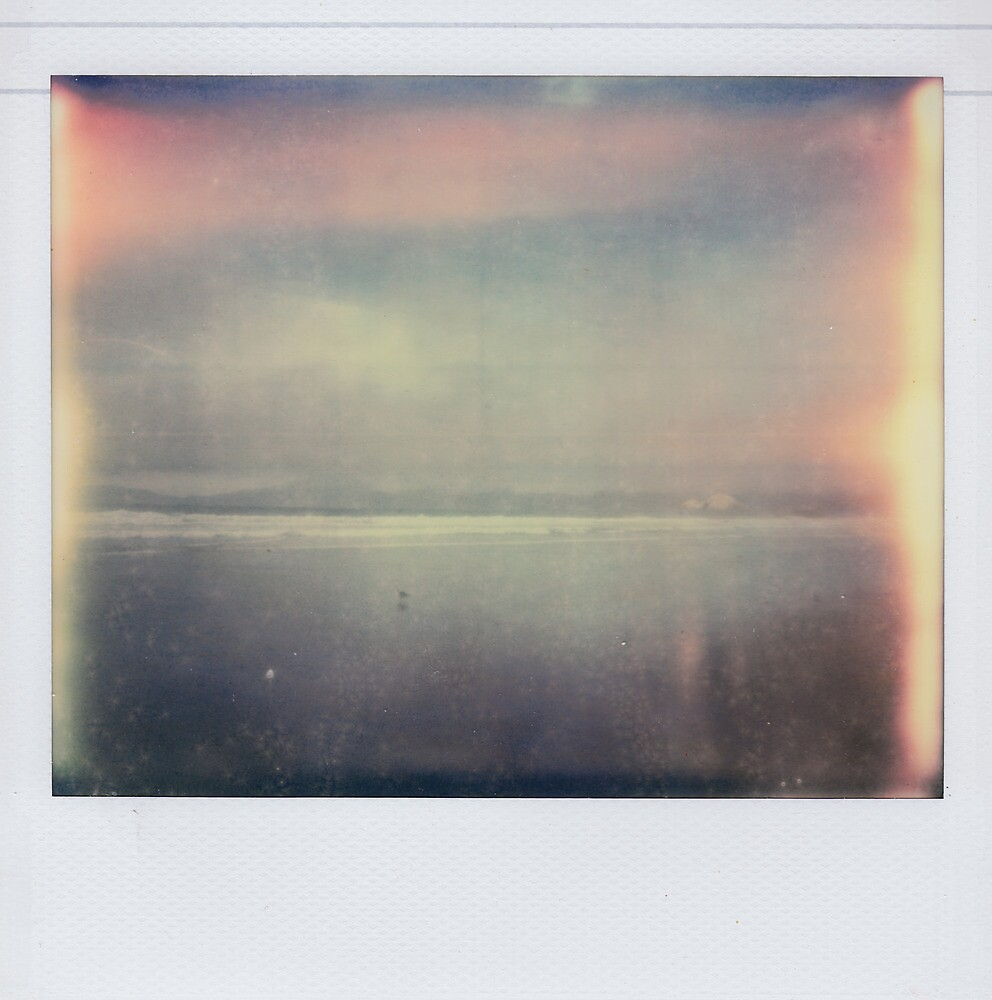 sand and water by Jill Auville