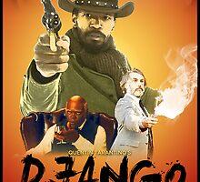Django Unchained by Hitsville U.K.