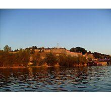 Kalemegdan fortress-Belgrade Photographic Print