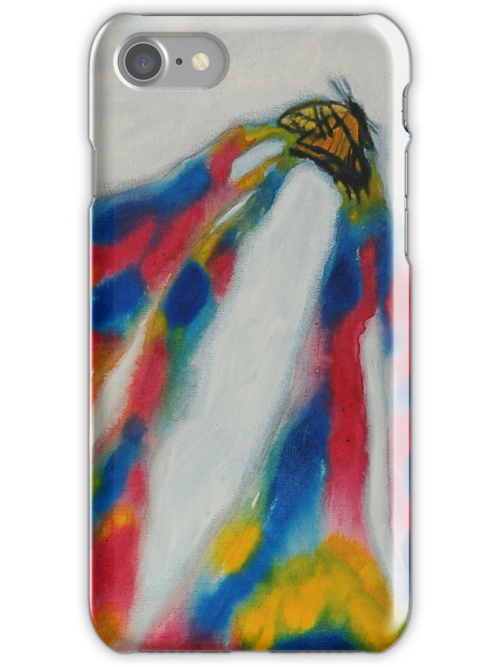 Paint My World - Butterfly Painting by Khairzul MG