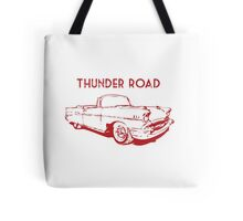 Thunder Road Tote Bag