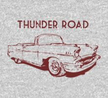 Thunder Road by jorgebld