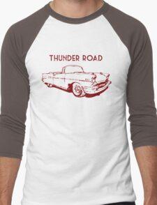 Thunder Road Men's Baseball ¾ T-Shirt