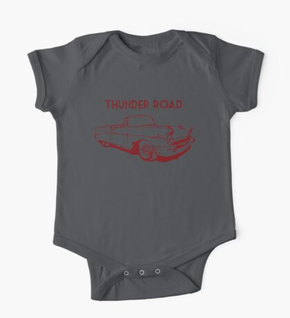 Thunder Road One Piece - Short Sleeve