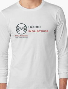 Mr. Fusion / Fusion Industries Long Sleeve T-Shirt