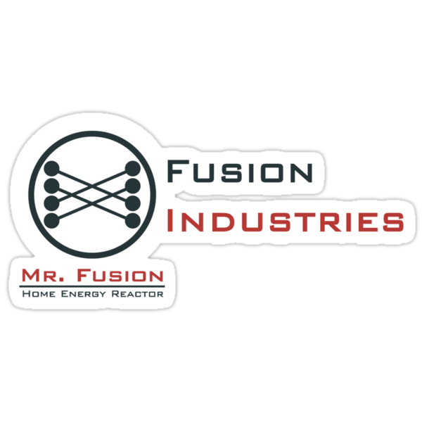 Mr. Fusion / Fusion Industries by Elton McManus