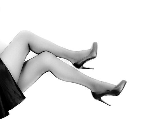 JUST LEGS  VI by June Ferrol