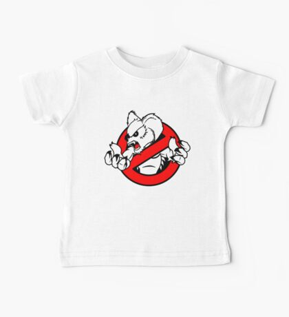 GB: Australia Drop Bear (red) Baby Tee