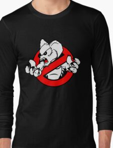 GB: Australia Drop Bear (red) Long Sleeve T-Shirt