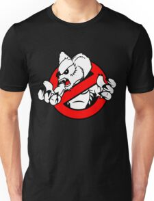 GB: Australia Drop Bear (red) Unisex T-Shirt