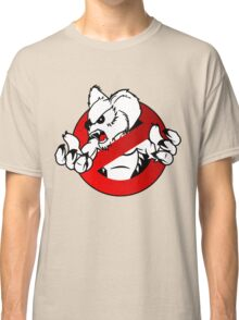 GB: Australia Drop Bear (red) Logo v2 Classic T-Shirt