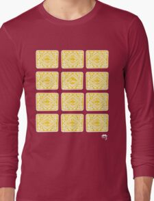 CUSTARD CREAM LOVE Long Sleeve T-Shirt