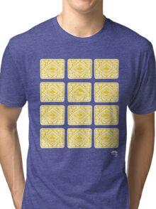 CUSTARD CREAM LOVE Tri-blend T-Shirt