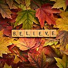 BELIEVE-Autumn by onyonet photo studios