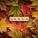 LAUGH-Autumn by onyonet photo studios