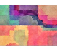 geometrics   Photographic Print