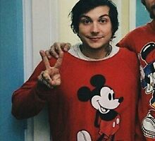 Frank Iero: cutest idiot alive by omsclock