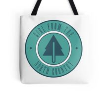 Girl from the North Country Fair Tote Bag