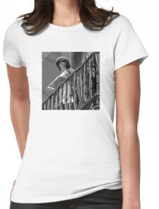 Mannequin  Womens Fitted T-Shirt