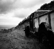 Skye, looking across the Minch by Michael Marten