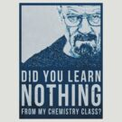 Breaking Bad T-Shirt by ntsu style
