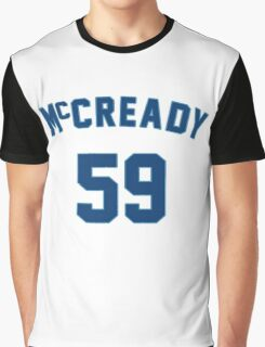Mike McCready Graphic T-Shirt