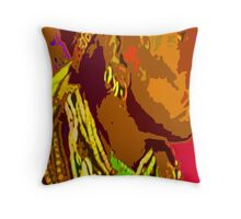 ORULA THE DIVINATION Throw Pillow