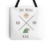 No More War Tote Bag