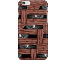 Cats' Eyes iPhone Case/Skin
