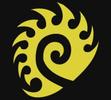 Yellow Zerg Insignia by Blazixe