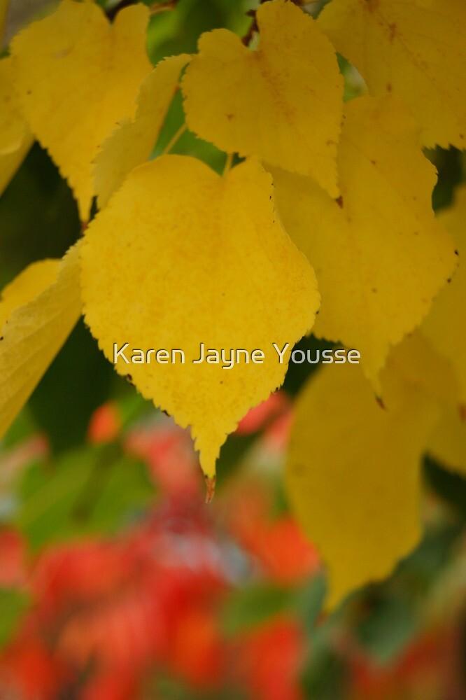 Third Day of Fall by Karen Jayne Yousse
