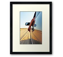 Dodie's Arm - Provincetown Massachusetts Framed Print