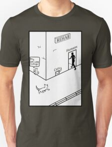 Rehab Cat T-Shirt