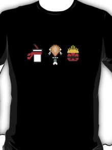 Super 8bit Street Combo T-Shirt