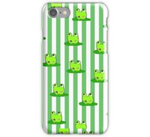 cute frog iPhone case iPhone Case/Skin
