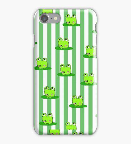 cute frog iPhone case iPhone Case/Skin