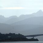 Distant Cuillins by mikebov