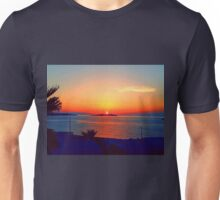 Magical Sunsets in Mykonos Unisex T-Shirt