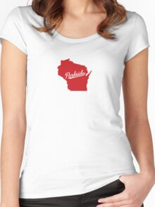 Parkside Women's Fitted Scoop T-Shirt