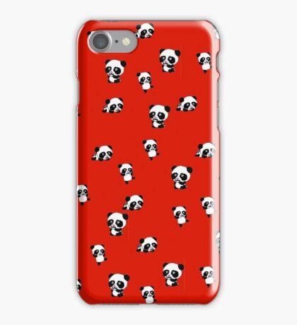cute panda iPhone case iPhone Case/Skin
