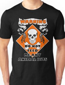 Do Not Feed Me Any Animal Bits T-Shirt