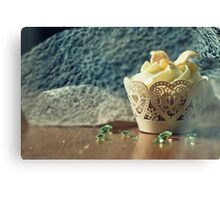 Cupcake. Canvas Print