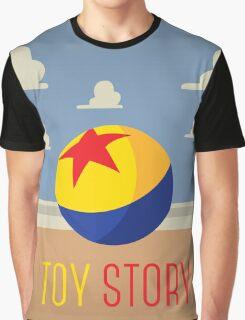 Toy Story Minimalism Graphic T-Shirt