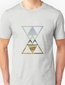 Triangle Horizon Unisex T-Shirt