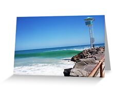 Another Perfect Wave - 23 09 12 Greeting Card